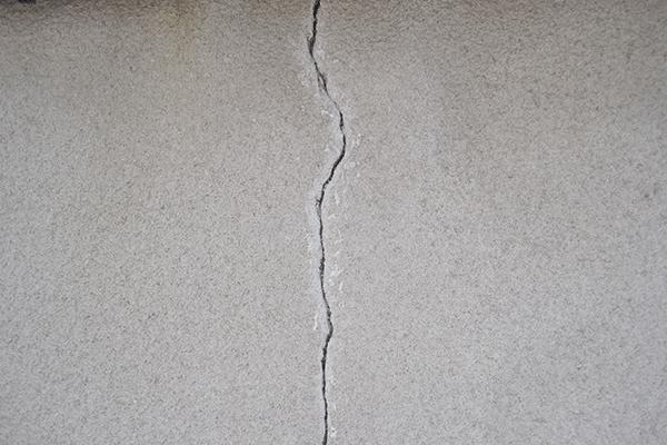 外壁やコーキング劣化