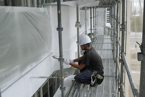 外壁補修・塗装