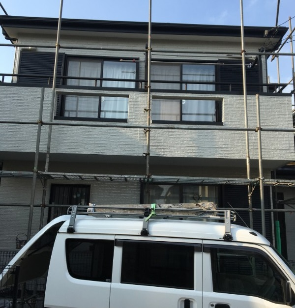 外壁・屋根工事川崎ニチメン