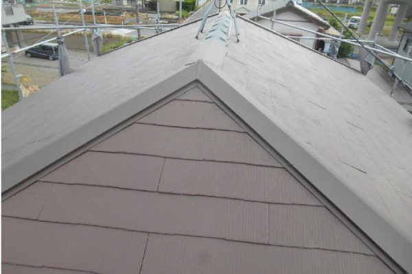 屋根塗装・外壁塗装・棟鈑金交換 川崎市麻生区