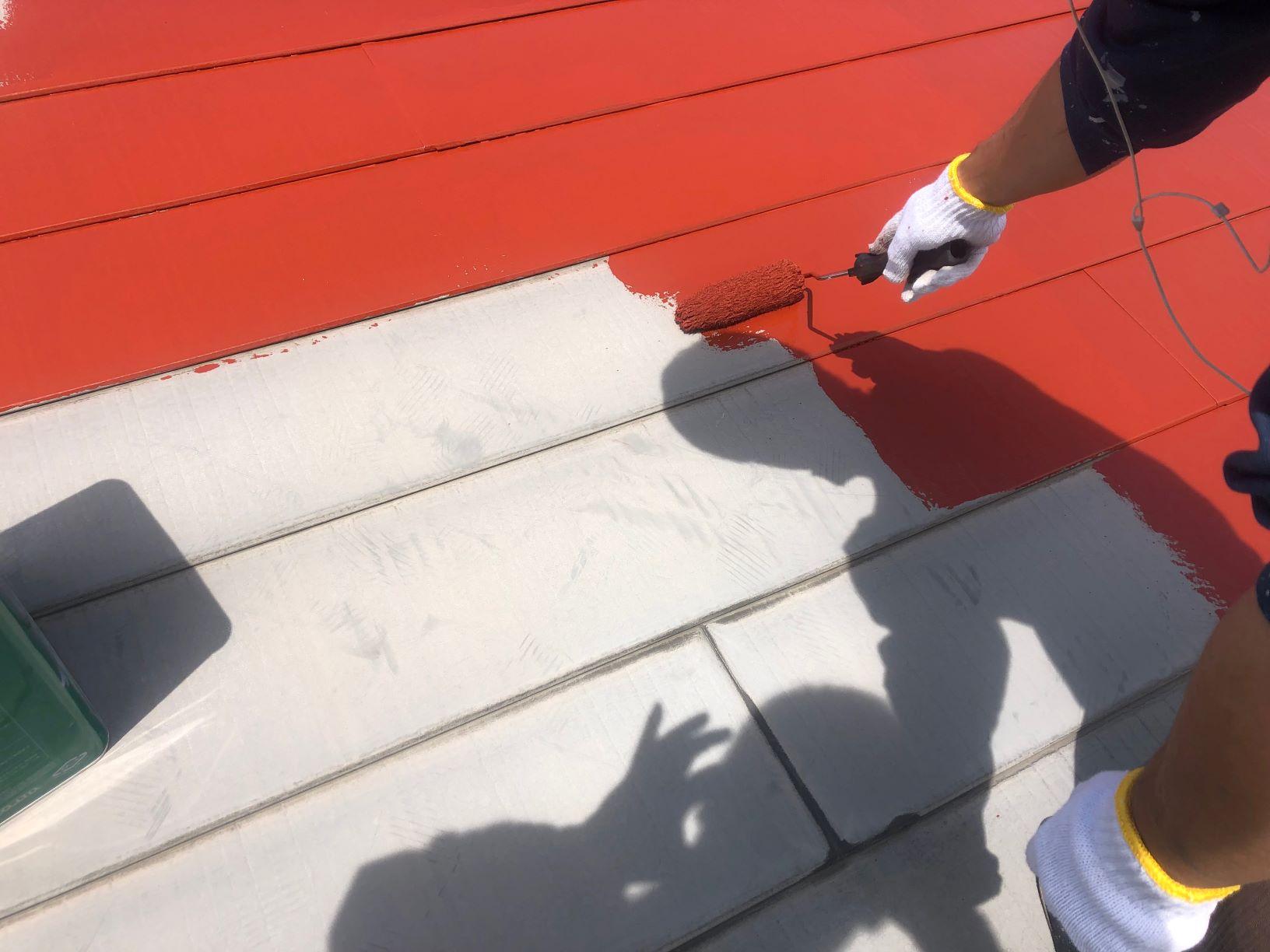 屋根塗装 川崎市