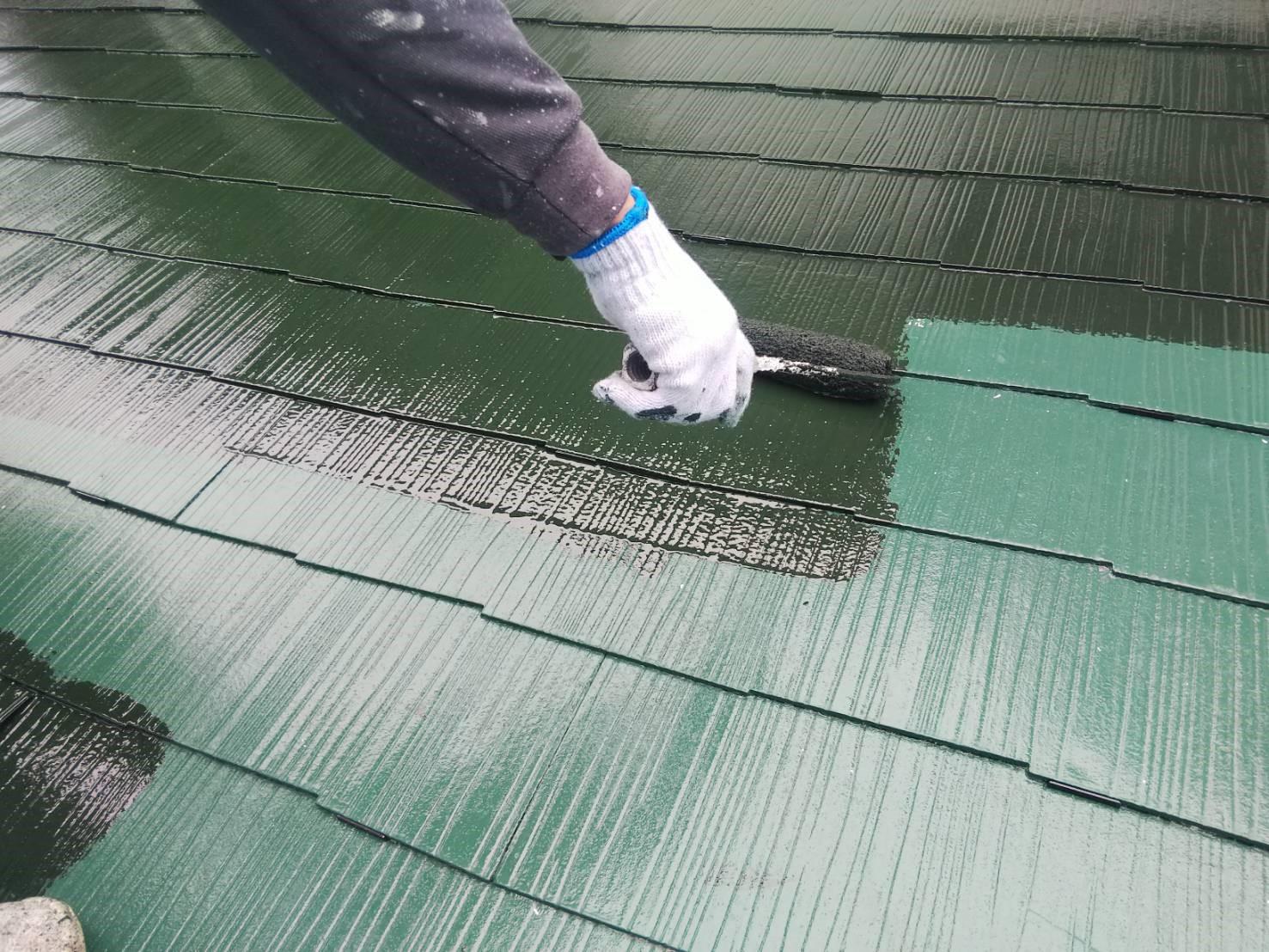 屋根修理 塗装 川崎市