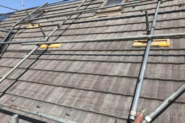 川崎市幸区 屋根塗装