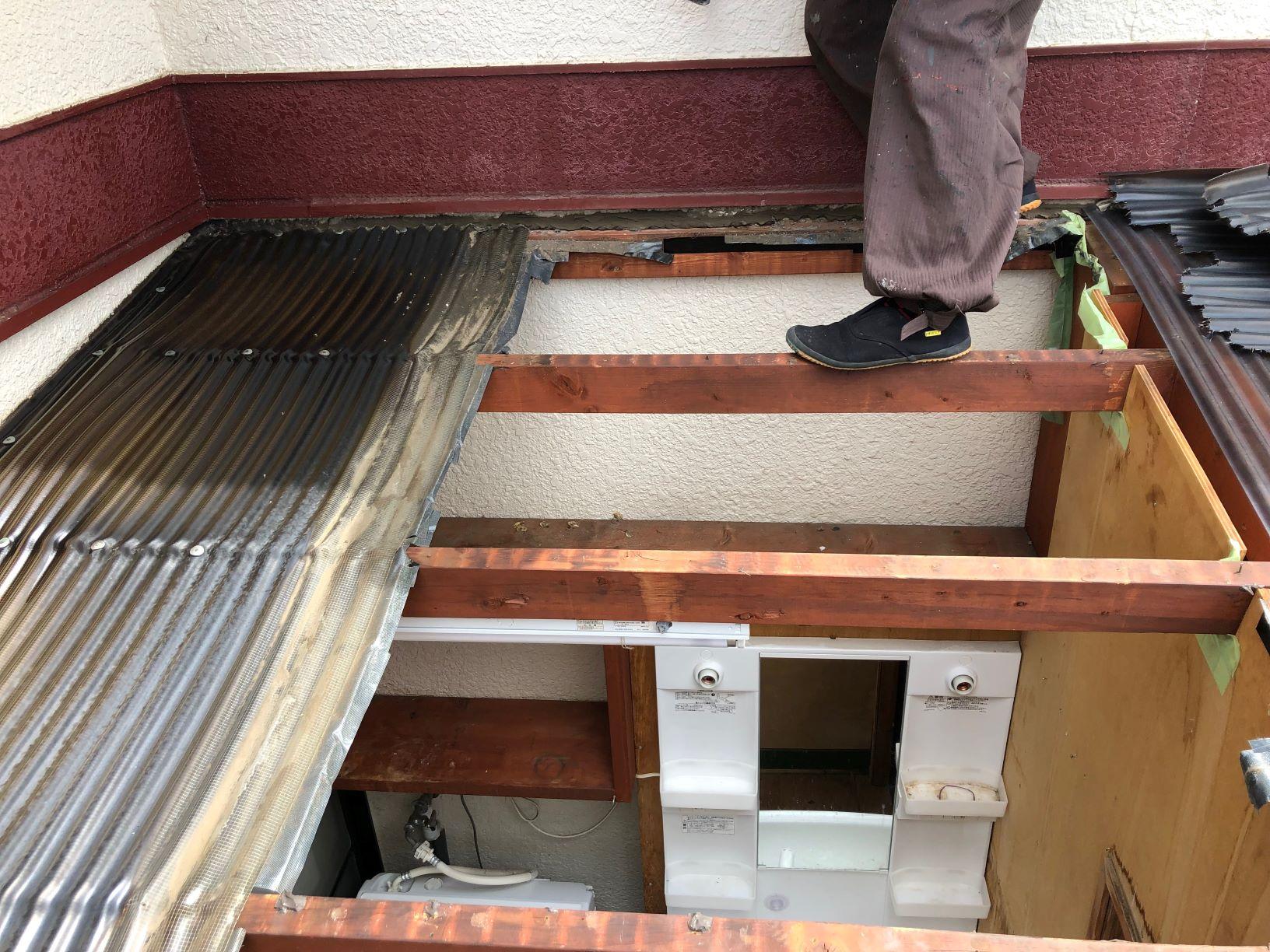 雨漏り修理 川崎市