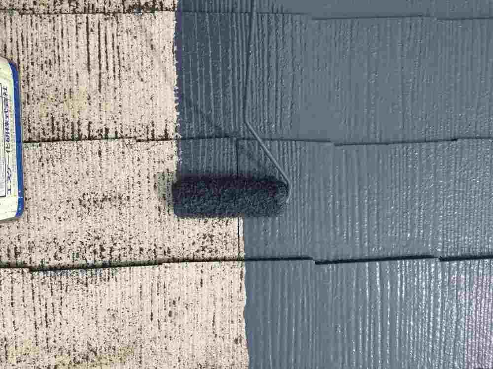 川崎市 屋根塗装
