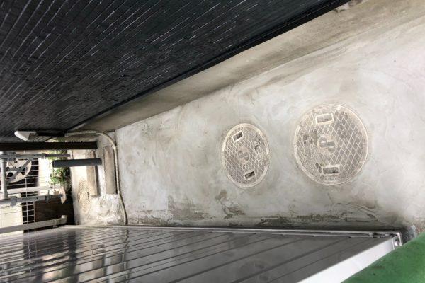 神奈川県川崎市高津区 通路防水工事 ウレタン樹脂